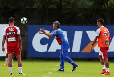 Empolgado com novo técnico, Bahia busca arrancada diante do Palmeiras