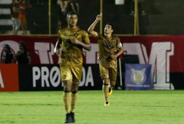 Confira as imagens de Vitória x Sport pelo Brasileirão