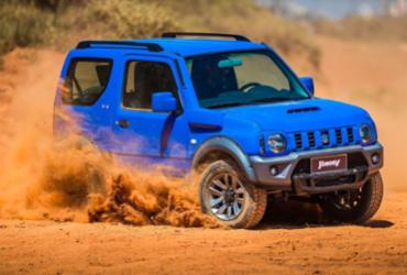Suzuki Jimny 2018 chega mais equipado