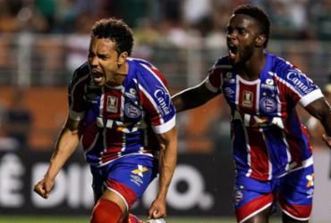 Bahia arranca empate do Palmeiras na estreia de Carpegiani