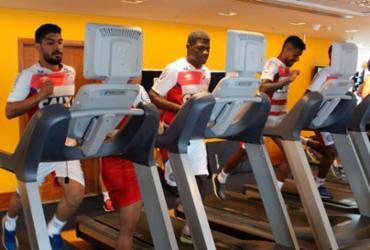 Bahia inicia preparação para enfrentar o líder Corinthians