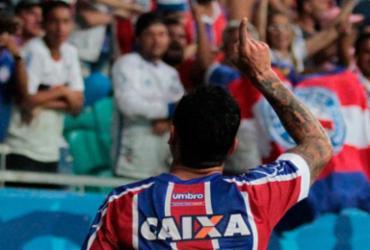 Confira as imagens de Bahia x Corinthians pelo Brasileirão