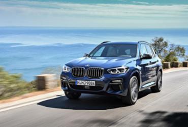 BMW X3 chega ao Brasil
