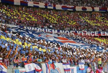 Bahia inicia nesta quarta-feira venda de ingressos para o clássico