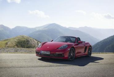 Porsche 718 Boxster GTS e 718 Cayman GTS chegam ao Brasil