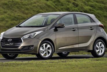 Nova geração do Hyundai HB20 pode chegar em 2019