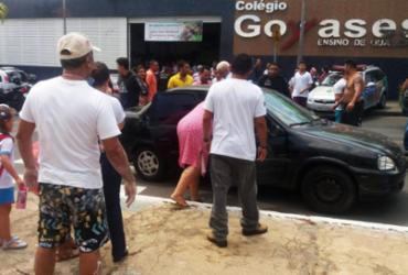 Tiroteio deixa mortos e feridos em colégio de Goiânia