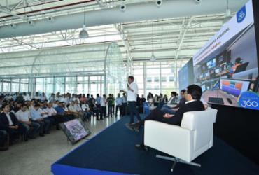 Prefeitura anuncia hub digital e compara ideia com Vale do Silício