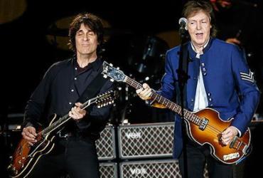 Sir McCartney, você também é massa!   Foto: Margarida Neide l Ag. A TARDE