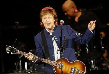 'Finalmente, eu vim para a Bahia', declara Paul McCartney em show na Fonte Nova