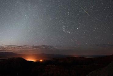 Chuva de meteoros poderá ser vista a olho nu neste fim de semana em todo o Brasil