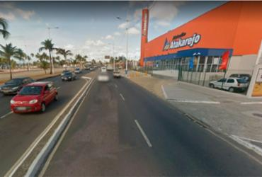Acidente entre veículos deixa seis feridos na orla de Salvador