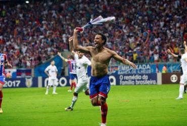 Bahia vence Vitória na Fonte Nova e respira na tabela