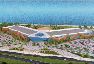 Centro de Convenções deve ser inaugurado no início de 2019