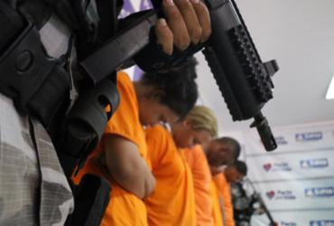 Líder do Bonde do Maluco e comparsas são presos em Arembepe