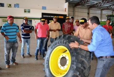 Funcionários de fazendas do Oeste da Bahia recebem capacitação no centro de treinamento da ABAPA