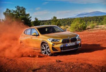 BMW X2 estreia no Brasil em 2018