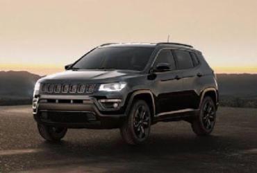 Jeep Compass ganha série especial Night Eagle