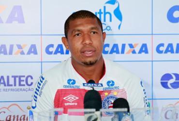 Bahia confirma devolução do atacante Rodrigão para o Santos