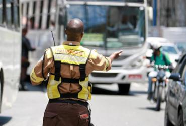 Agentes de trânsito planejam ato em Brasília