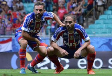 Allione e Régis voltarão a formar dupla no time titular após 3 meses e meio