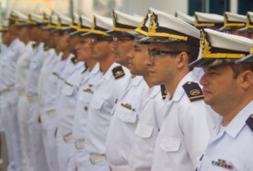 Marinha anuncia processo seletivo com 600 vagas e salários até R$ 8,9 mil