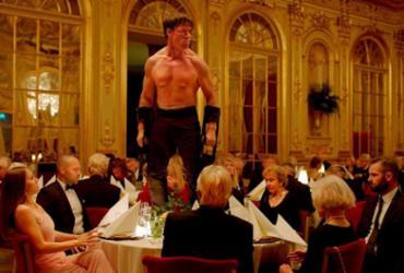 Filme sueco vencedor da Palma de Ouro busca polemizar o papel da arte |