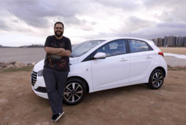 Hyundai premia primeiro comprador do HB20