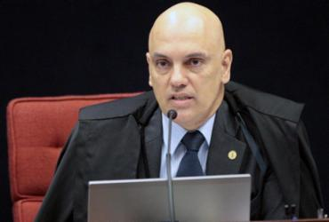Alexandre de Moraes determina votação aberta sobre Aécio no Senado