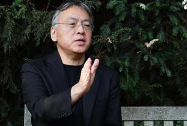 Kazuo Ishiguro é o Prêmio Nobel de Literatura de 2017