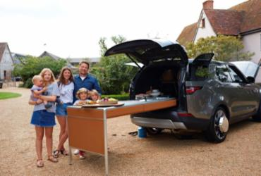 Discovery se transforma em uma cozinha ambulante para o chef Jamie Olivier