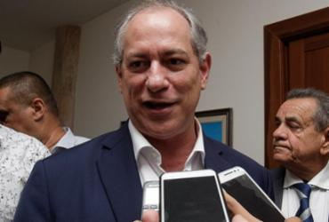 Ciro defende plebiscito para reforma da Previdência e critica Haddad em debate | Mila Cordeiro l Ag. A TARDE