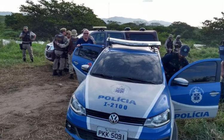 Polícia acompanhou desocupação, mas saída foi pacífica - Foto: Divulgação | Polícia Civil