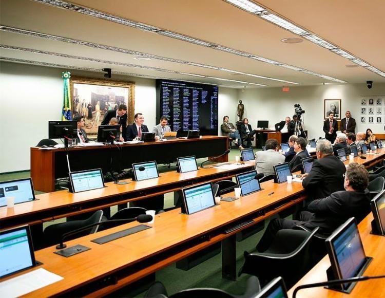 A leitura do relatório acontecerá na CCJ da Câmara - Foto: Marcelo Camargo | ABr | Fotos Públicas | 14.06.2017