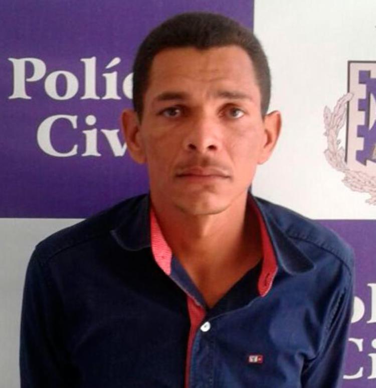 Ele foi encontrado no município de Paulo Afonso - Foto: Divulgação | Polícia Civil