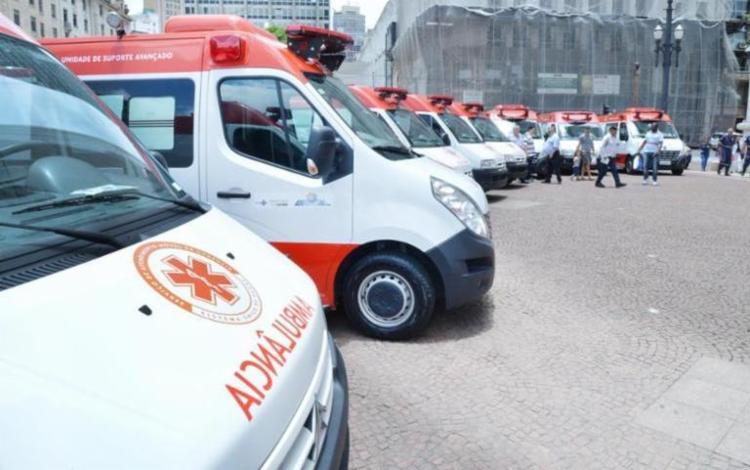 Candidatos aprovados vão atuar no Serviço de Atendimento Móvel de Urgência (Samu) - Foto: Fernando Pereira   Ascom- PMSP