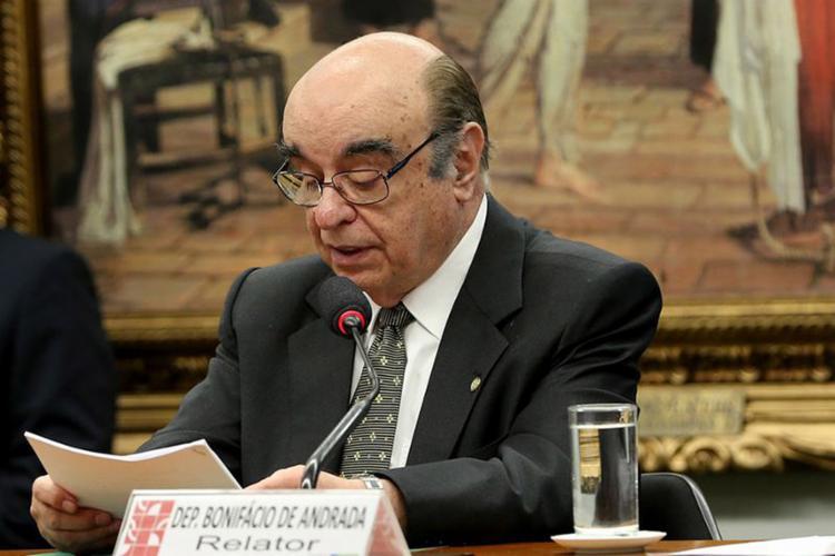 Tucano criticou atuação do Ministério Público, da Polícia Federal e do Judiciário e apontou 'desequilíbrio' entre Poderes - Foto: Antonio Cruz l Agência Brasil