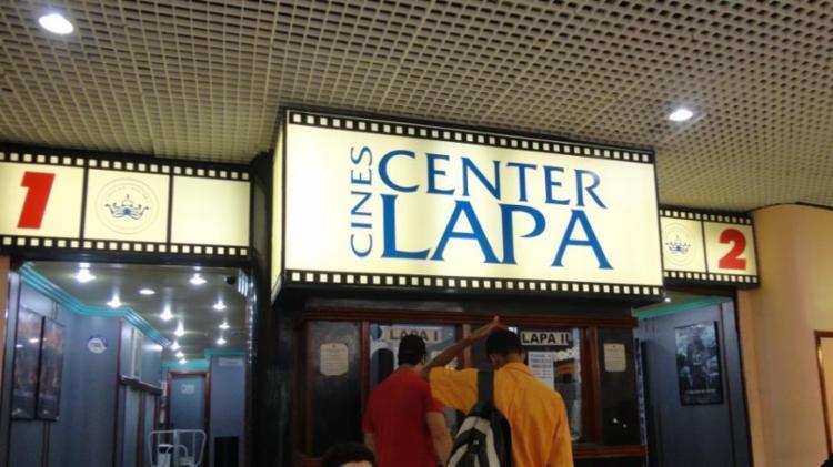 O cinema do Lapa tem capacidade para 400 pessoas nas duas salas - Foto: Reprodução