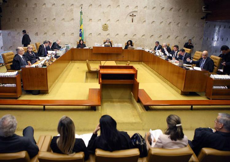 Ministros decidiram que medida cautelar que leve a afastamento de parlamentar deve ser avaliada no Congresso - Foto: Nelson Jr. l SCO l STF