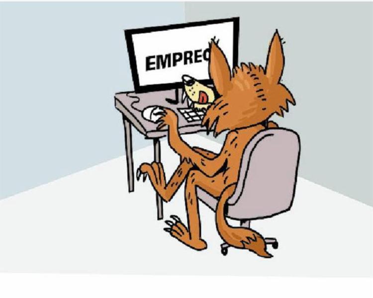 Internet é principal ambiente de disseminação de mensagens enganosas - Foto: Editoria de Arte