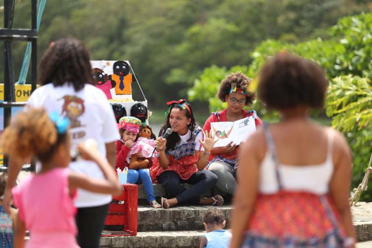 Parque de Pituaçu sediará o 'Festival das Crianças', com oficinas, atrações musicais e atividades esportivas - Foto: Raul Spinassé | Ag. A TARDE | 17.9.2017