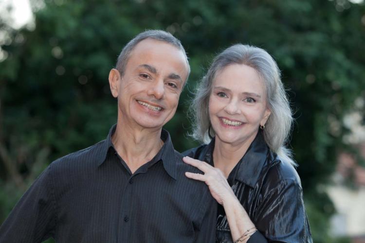 Angela Ro Ro comemora os 30 anos de parceira e amizade com o músico Ricardo Mac Cord - Foto: Alexandre Moreira | Divulgação