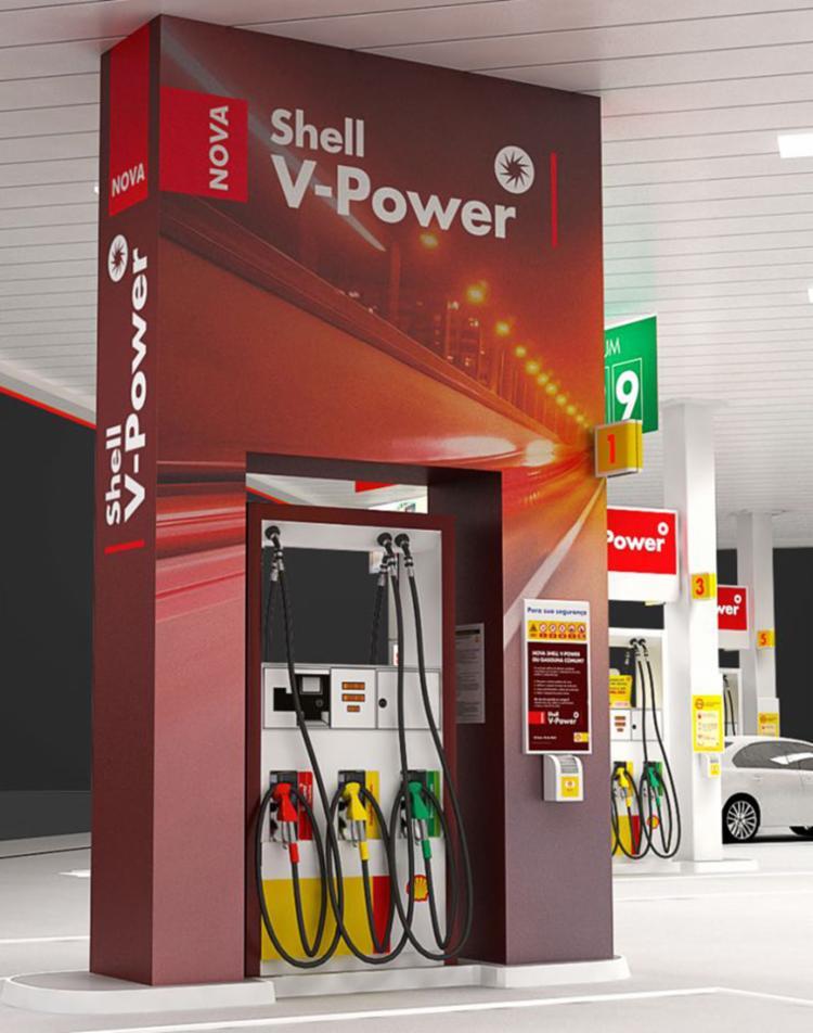 Criada junto com a Ferrari, novo combustível promete mais limpeza no motor - Foto: Shell | Divulgação