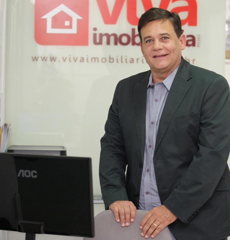 Gestor imobiliário, Carlos Couto será um dos integrantes da mesa de debates do Conami na Bahia - Foto: Mila Cordeiro l Ag. A TARDE