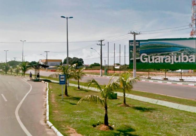O acidente aconteceu em um condomínio em Guarajuba, Litoral Norte da Bahia - Foto: Reprodução | Google Maps