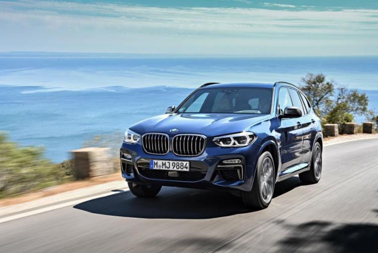 Crossover de luxo chega ao país em 2018 - Foto: BMW | Divulgação