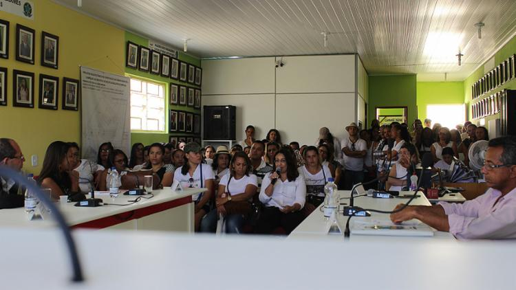 Categoria participou de audiência na Câmara Municipal - Foto: Sivaldo Amorim l Divulgação
