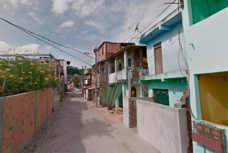 O crime aconteceu na rua Nova Esperança de Plataforma, em São João do Cabrito - Foto: Reprodução | Google Maps