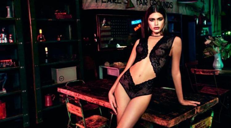 Valentina Sampaio foi escolhida para personificar uma coleção que é dedicada às mulheres - Foto: Divulgação   Michael Willian