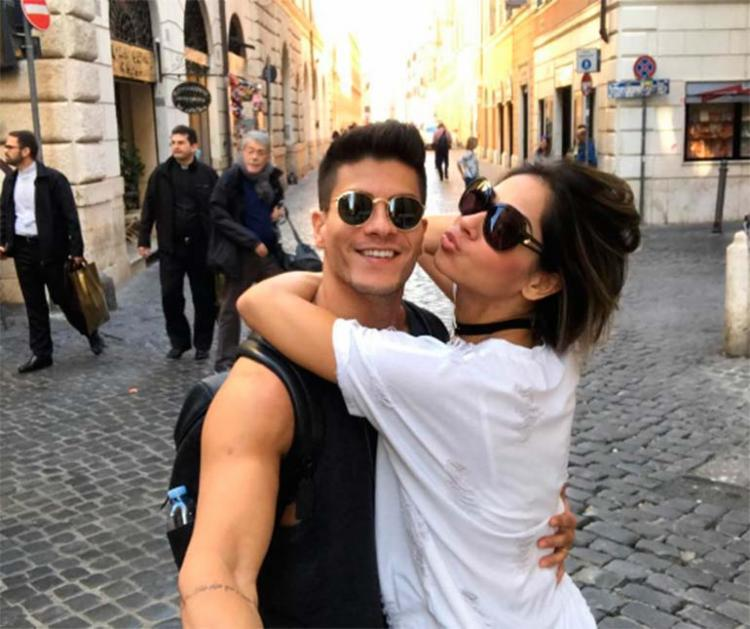 Mayra Cardi e Arthur curtem férias na Itália - Foto: Reprodução   Instagram
